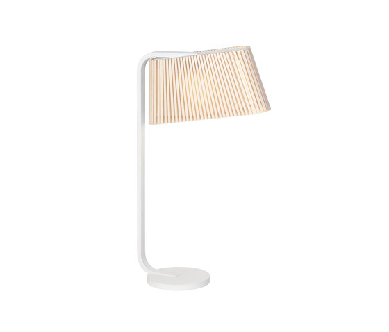 Owalo 7020 table lamp by Secto Design   Table lights