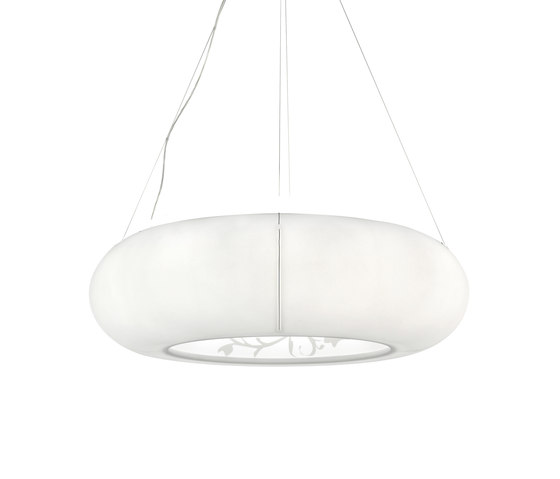 Toroidale D71 A01 00 by Fabbian | Suspended lights