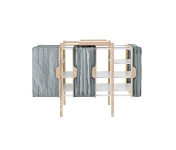 Aris von Atelier Pfister | Sideboards / Kommoden