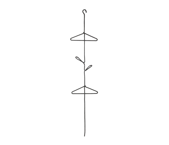 Prêles by Atelier Pfister | Ceiling mounted coat racks