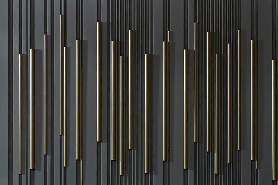 Bamboo | Boiserie di Laurameroni | Pannelli per pareti