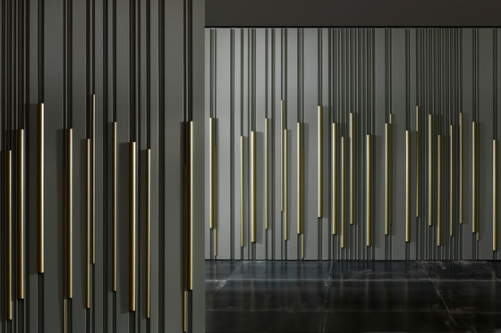 Bamboo | Wall Covering Panel de Laurameroni | Sistemas de panel