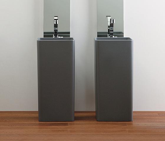 Lava Grey de Ceramica Flaminia | Meubles lavabos