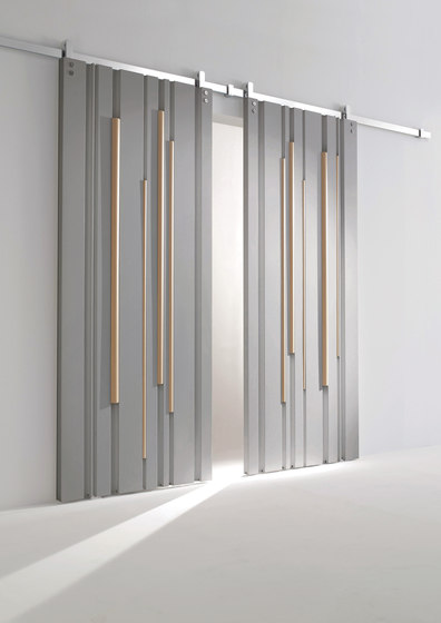 Bamboo | Porte Scorrevoli di Laurameroni | Porte interni