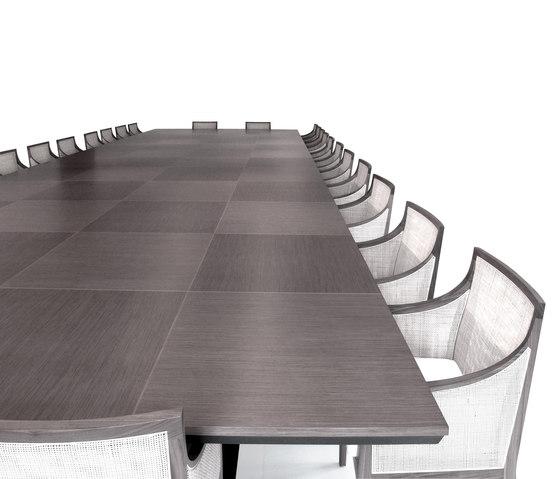 Mr 1.8 by José Martínez Medina | Conference table systems