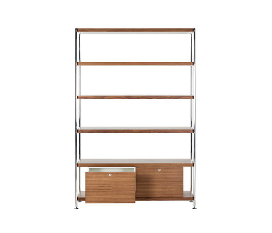 7000 by Thonet | Office shelving systems