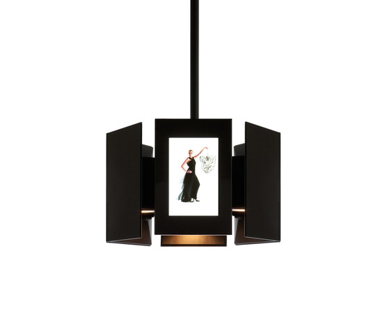 Digital Dreams hanging lamp round de Brand van Egmond   Éclairage général