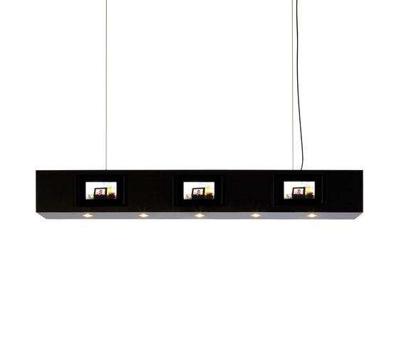Digital Dreams hanging lamp long de Brand van Egmond | Éclairage général