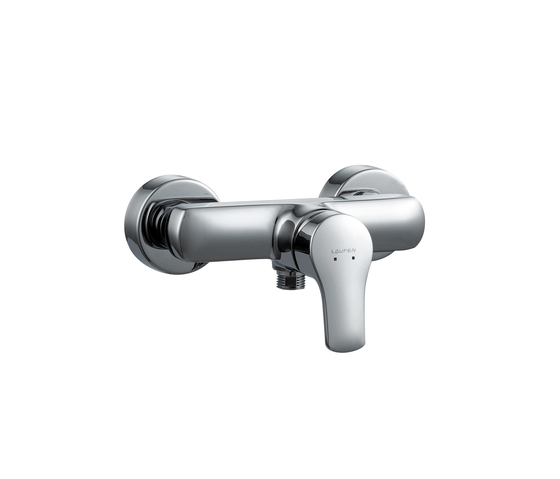 Citypro | Shower single-lever mixer by Laufen | Shower taps / mixers