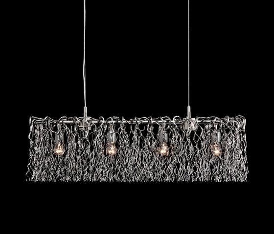 Hollywood hanging lamp long by Brand van Egmond | General lighting