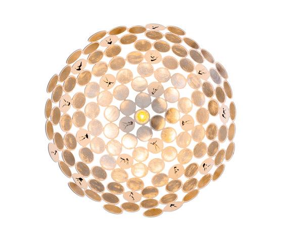 Pin Up hanging lamp de Brand van Egmond   Éclairage général