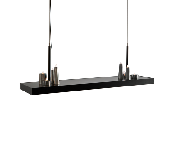Table d'Amis hanging lamp long di Brand van Egmond | Illuminazione generale