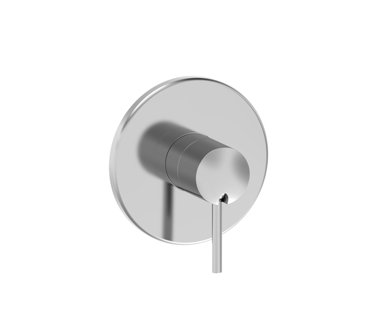 Twinprime pin | Concealed shower mixer by Laufen | Shower taps / mixers