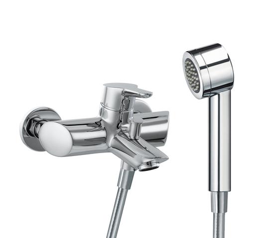 Twinpro | Bath mixer complete de Laufen | Grifería para bañeras