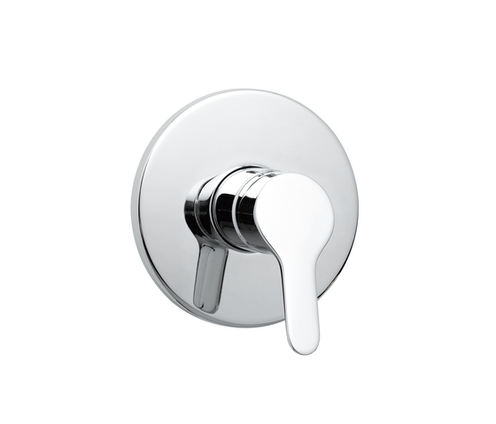 Twinpro | Set for concealed shower mixer by Laufen | Shower controls