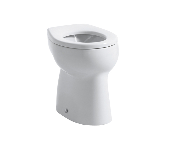 Florakids | WC au sol de Laufen | WCs