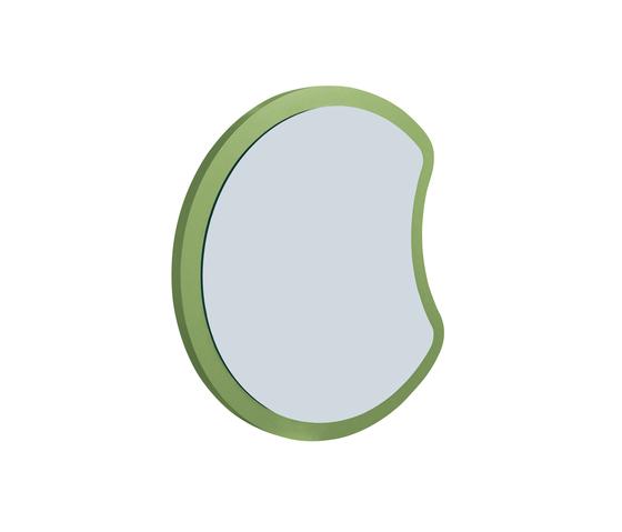 Florakids | Caterpillar segment by Laufen | Wall mirrors