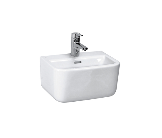 Form | Small washbasin by Laufen | Wash basins
