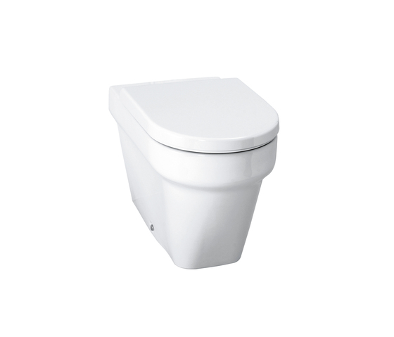 Form | Floorstanding WC by Laufen | Toilets