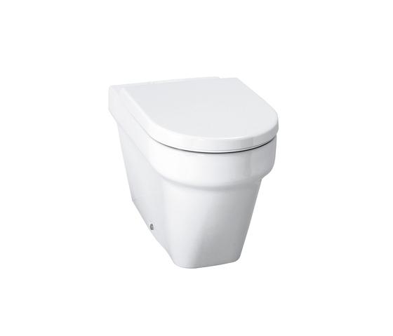 Form | WC au sol de Laufen | WCs