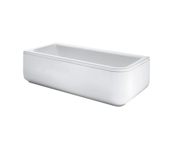 Form   Bathtubs by Laufen   Bathtubs rectangular