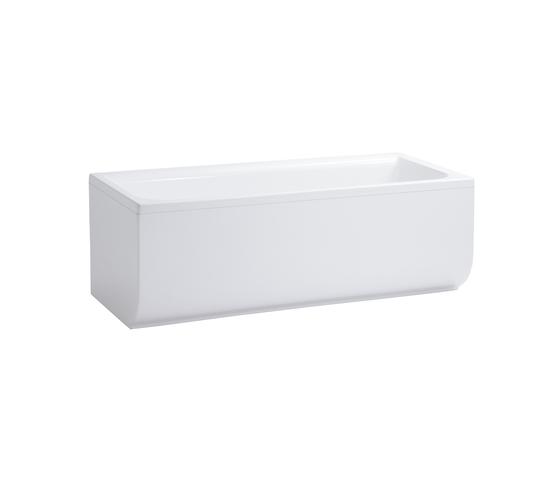 Form | Bathtubs de Laufen | Bañeras rectangulares