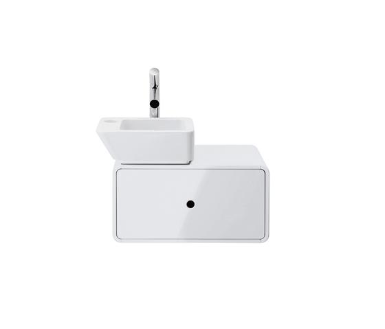 ILBAGNOALESSI dOt | Vanity unit de Laufen | Armarios lavabo