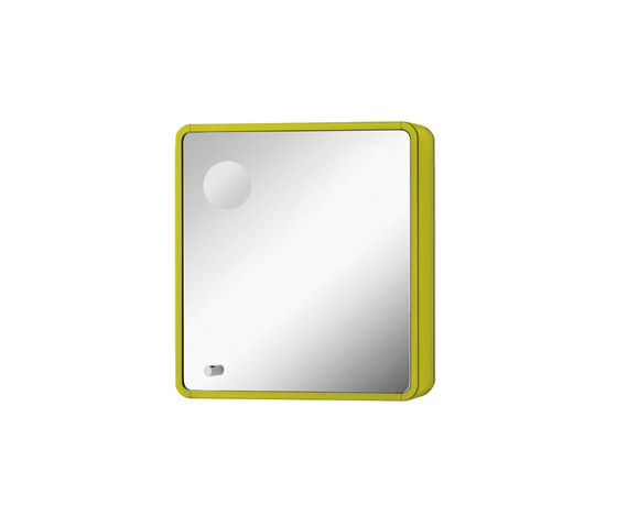 ILBAGNOALESSI dOt | Mirror cabinet by Laufen | Mirror cabinets
