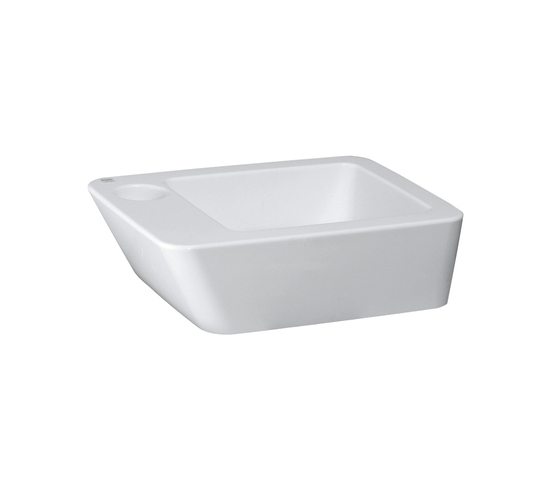 ILBAGNOALESSI dOt | Washbasin bowl by Laufen | Wash basins