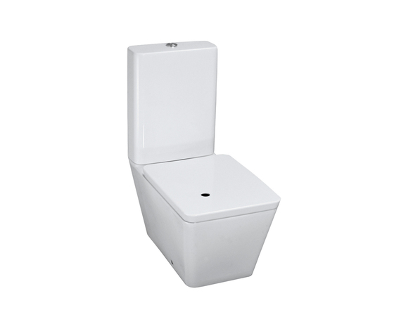 ILBAGNOALESSI dOt | Floorstanding WC combination by Laufen | Toilets