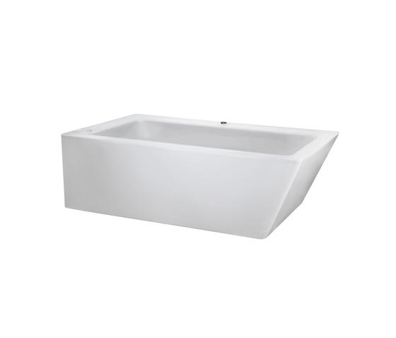 ILBAGNOALESSI dOt | Left-hand corner bathtub by Laufen | Corner baths