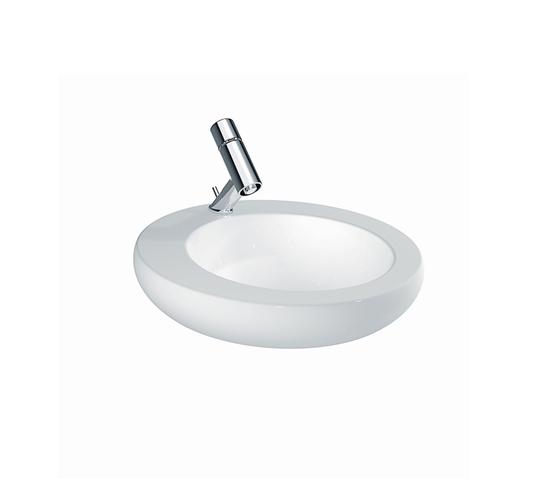 ILBAGNOALESSI One | Drop-in washbasin de Laufen | Lavabos