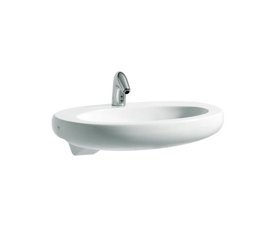 ILBAGNOALESSI One | Semi-recessed washbasin di Laufen | Lavabi / Lavandini