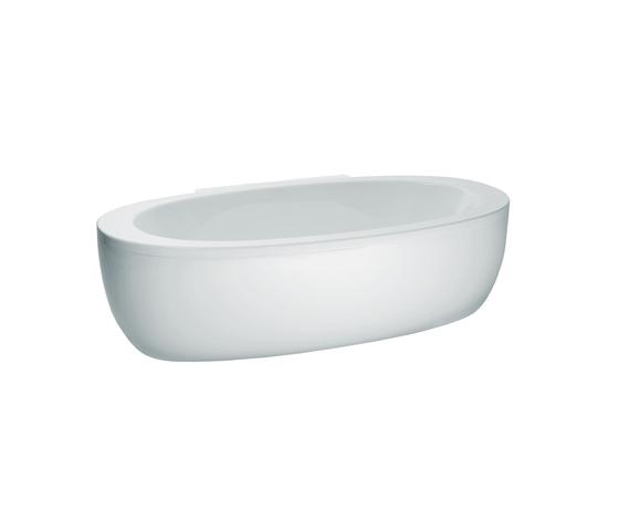 ILBAGNOALESSI One | Bathtub by Laufen | Bathtubs oval