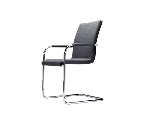 S 56 PVF by Thonet | Visitors chairs / Side chairs