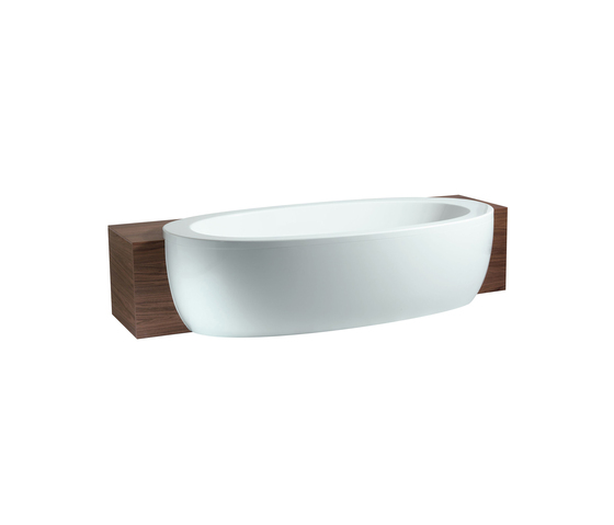 ILBAGNOALESSI One | Bathtub by Laufen | Built-in bathtubs