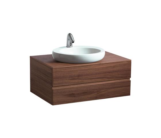 ILBAGNOALESSI One | Vanity unit de Laufen | Armarios lavabo