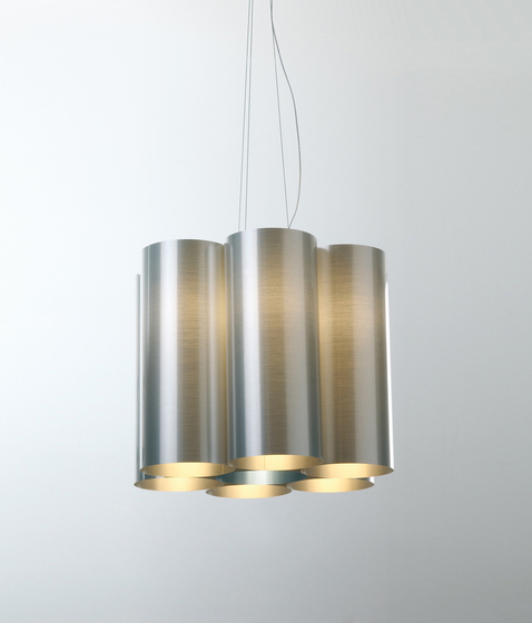 Tubes 7 H416 pendant by Dix Heures Dix | General lighting