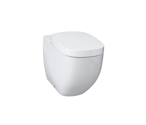 Palomba Collection Floorstanding WC by Laufen | Toilets