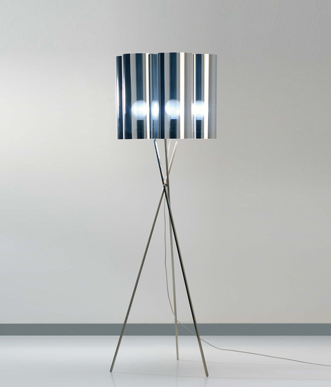 Tubes H418 floor lamp by Dix Heures Dix | General lighting