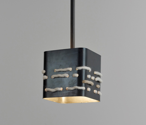 Morse - Pendant lamp single by Pudelskern | General lighting