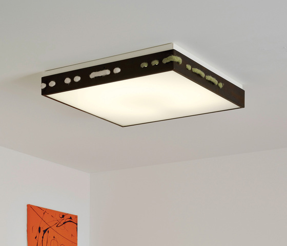 Morse - Ceiling lamp by Pudelskern | General lighting