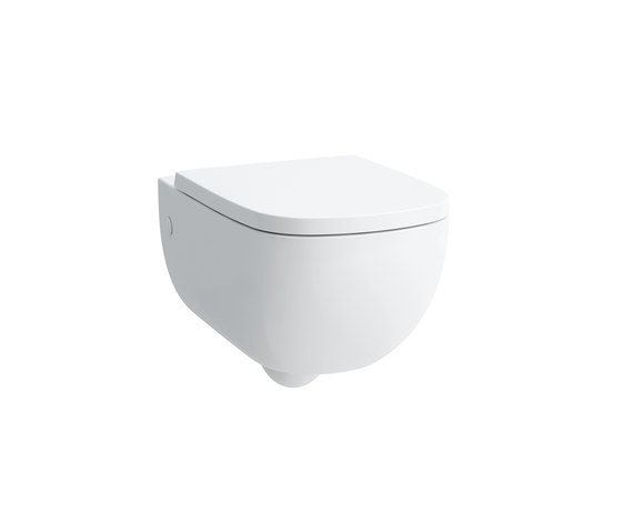 Palomba Collection | Wall-hung WC by Laufen | Toilets