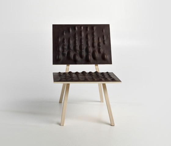 Saddler - Easy Chair de Pudelskern | Fauteuils