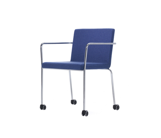 Aline by Inclass | Visitors chairs / Side chairs