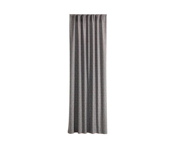 Kyburg Grau by Atelier Pfister | Curtain fabrics