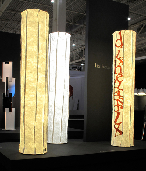 Céleste H452 floor lamp by Dix Heures Dix | General lighting