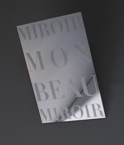 Mon beau miroir H460 wall lamp by Dix Heures Dix | General lighting