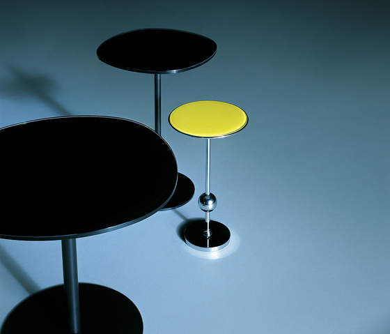 Asymmetrical by Tecno | Side tables