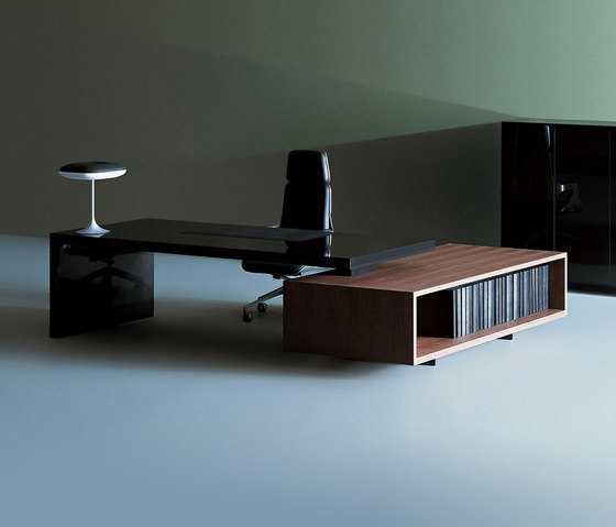 Asymmetrical by Tecno | Executive desks
